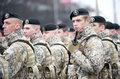 Łotwa obawia się Rosji. Powiększy swoje siły zbrojne