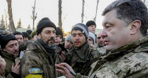 Rada Bezpieczeństwa Narodowego i Obrony Ukrainy zatwierdziła propozycję prezydenta Petra Poroszenki o zaproszeniu na wschód kraju międzynarodowego kontyngentu pokojowego. Miałby on działać na podstawie mandatu Rady Bezpieczeństwa ONZ.