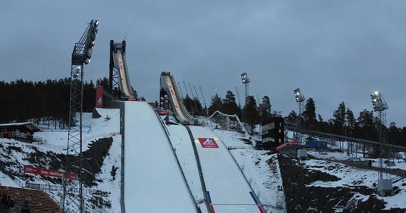 Skoczkowie narciarscy wchodzą do gry na mistrzostwach świata. W piątek i w sobotę to na nich będą zwrócone oczy kibiców w Falun. Przed nami początek rywalizacji na skoczni normalnej.