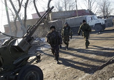 """Na Ukrainie wymiana jeńców. Na wolności """"cyborgi"""" i obrońcy Debalcewe"""