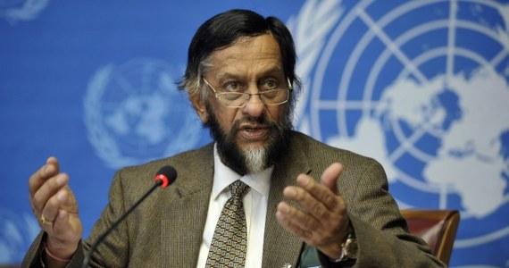 Szef oenzetowskiego Międzyrządowego Panelu ds. Zmian Klimatycznych (IPCC) Rajendra Kumar Pachauri podał się do dymisji z powodu zarzutów o  molestowanie seksualne. Pachauri odrzuca oskarżenia.