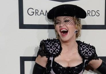 Madonna spadła ze sceny podczas Brit Awards