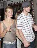 Zimowe wesele Diaz i Timberlake'a