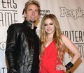 Avril Lavigne wyszła za Chada Kroegera!