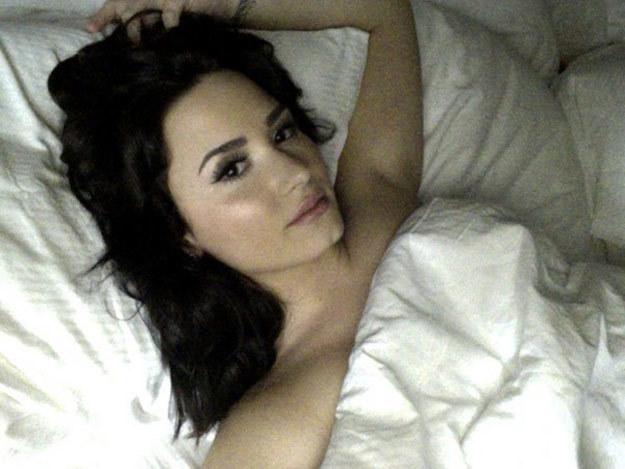 Wyciekły nagie zdjęcia Demi Lovato - Muzyka w INTERIA.PL