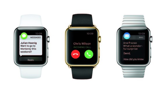 Inteligentny zegarek oraz zupełnie nowy model komputera MacBook zaprezentował Apple na konferencji w San Francisco. Apple Watch pozwala m.in. odbierać rozmowy telefoniczne i czyta e-maile.