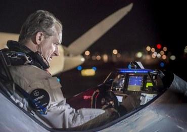 """""""Solar Impulse 2"""": sukces pierwszego etapu podniebnej odysei!"""