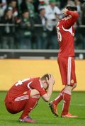 Piłkarze Wisły czują niedosyt po remisie z Legią
