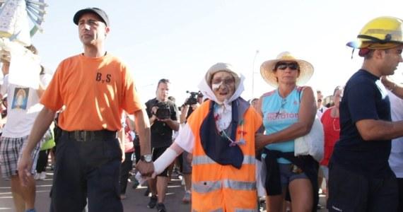 91-letnia Włoszka, Emma Moronsini, dotarła wczoraj, po przejściu pieszo 1 200 km, do sanktuarium Matki Bożej z Lujan, narodowego sanktuarium Argentyny. Włoszkę powitało przed bazyliką kilkaset osób.