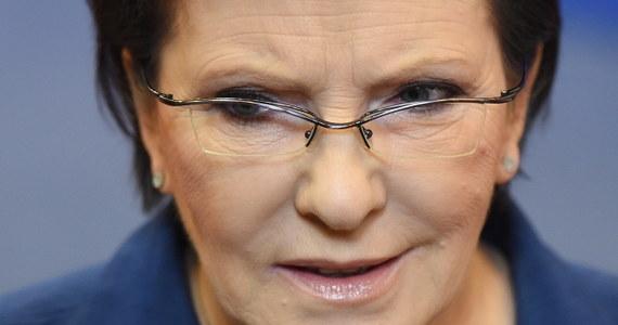 """PO traci wyborców, ale wciąż prowadzi. Skokowy wzrost poparcia zanotowała premier Ewa Kopacz - wynika z sondażu IBRiS dla """"Rzeczpospolitej""""."""