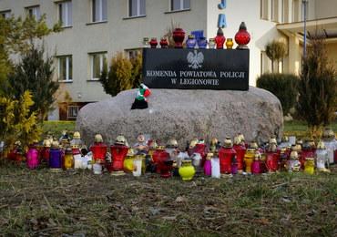 Reportaż z Legionowa: Miasto podzielone po śmierci Rafała