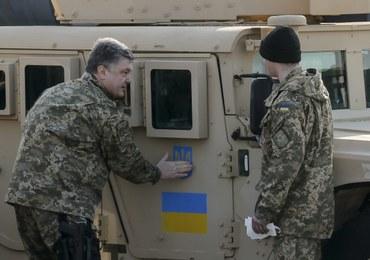 Pierwsze amerykańskie Humvee już w Kijowie