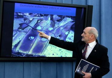 Macierewicz: Ustalenia prokuratury ws. Tu-154M nie mają nic wspólnego z faktami
