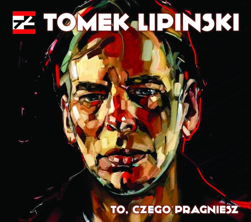 """Poniżej możecie zobaczyć tekstowe wideo do tytułowego singla z nadchodzącej płyty """"To, czego pragniesz"""" Tomka Lipińskiego."""
