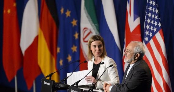"""Szefowa unijnej dyplomacji Federica Mogherini poinformowała, że przedstawiciele sześciu mocarstw i Iranu uzgodnili """"kluczowe parametry"""" ostatecznego porozumienia nuklearnego z Teheranem. Ma ono zostać zawarte do 30 czerwca."""