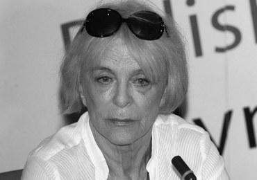 """Barbara Sass nie żyje. """"Miała ogromny wkład w kino kobiece"""""""