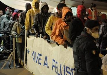 Włosi uratowali na Morzu Śródziemnym 1500 imigrantów