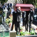 Pogrzeb Roberta Leszczyńskiego