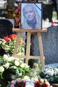 Robert Leszczyński pochowany na warszawskich Powązkach