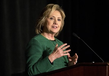 Hillary Clinton będzie walczyć o nominację prezydencką