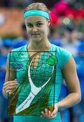 Anna Karolina Schmiedlova wygrała turnieju WTA w Katowicach