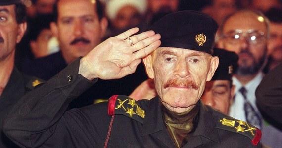 Nie żyje były bliski współpracownik obalonego w 2003 roku dyktatora Iraku Saddama Husajna - Izzat Ibrahim ad-Duri. Został zabity podczas dużej operacji wojskowej - powiedział telewizji al-Arabija gubernator irackiej prowincji Salah ad-Din.