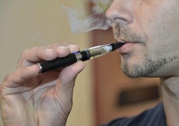 E-papierosy utrudniają rzucenie palenia