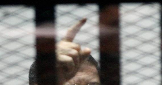 Egipski sąd skazał obalonego przez armię prezydenta kraju Mohammeda Mursiego na karę 20 lat więzienia w związku ze śmiercią demonstrantów w 2012 roku. Ogłoszenie wyroku transmitowała telewizja państwowa.