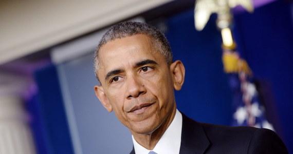 """Prezydent USA Barack Obama przeprosił za operację antyterrorystyczną przeprowadzoną w styczniu przez siły USA na pograniczu afgańsko-pakistańskim. Oprócz dowódcy Al-Kaidy zginęło wtedy dwóch zakładników - Amerykanin i Włoch. """"Jako mąż i ojciec nie potrafię wyobrazić sobie cierpienia, jakie odczuwają dziś rodziny"""" - powiedział Obama, składając kondolencje bliskim obu mężczyzn."""