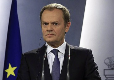 Tusk: Misja pokojowa UE na Ukrainie na razie niemożliwa