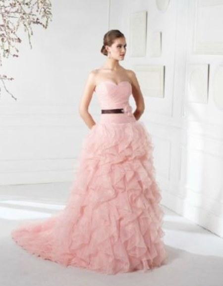5d8227254f Co sądzicie o kolorowych sukniach ślubnych  Moja koleżanka się nad taką  zastanawia