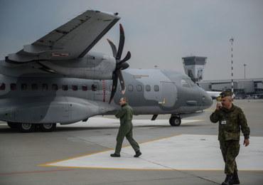 Z Warszawy wyleciała pomoc wojskowa dla Nepalu