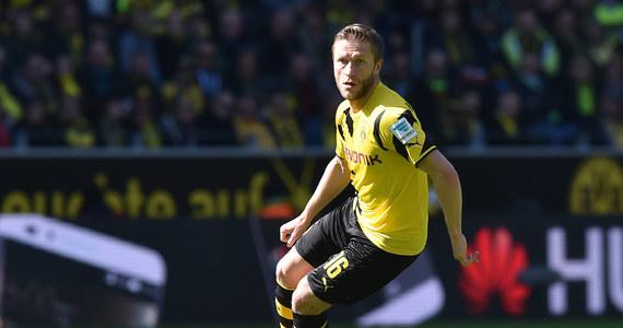 Drużyna Hoffenheim zremisowała w 31. kolejce piłkarskiej ekstraklasy Niemiec z Borussią Dortmund 1:1 w pojedynku zespołów walczących o miejsce premiowane występem w Lidze Europejskiej. W 41. minucie z powodu kontuzji boisko musiał opuścić Jakub Błaszczykowski.