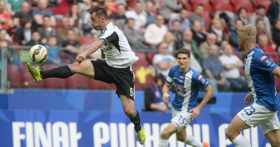 Piłkarze Legii Warszawa zdobyli Puchar Polski. W finale na Stadionie Narodowym pokonali Lecha Poznań 2:1.