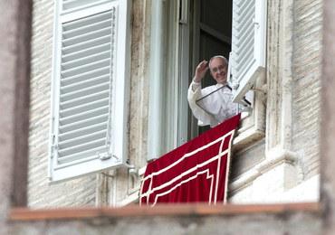 Papież: Módlcie się za mnie. Jestem trochę stary i trochę chory