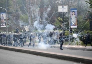 Chcieli urządzić demonstrację, oskarżono ich o terroryzm