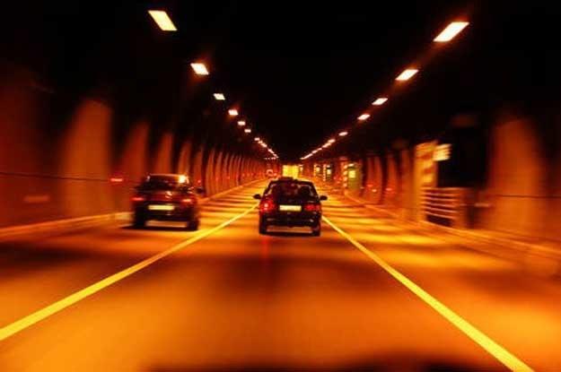 Wiesz Jak Jeździć W Tunelu Motoryzacja W Interiapl