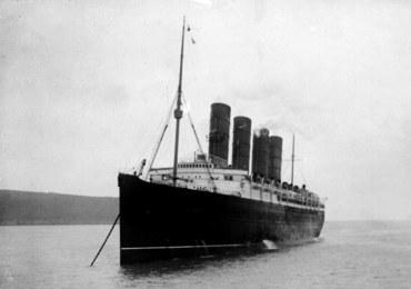 Sto lat temu zatonęła Lusitania. Zginęło ok. 1200 ludzi