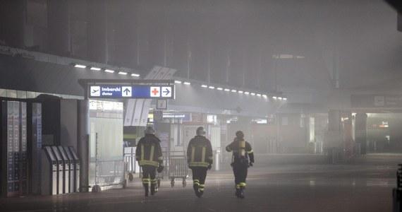 Międzynarodowe lotnisko Fiumicino w Rzymie będzie zamknięte do godz. 14 z powodu pożaru. Ogień wybuchł w nocy w terminalu lotów międzynarodowych. Nikt nie został poważnie ranny.