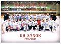 Hokej - sukces żaków KH Sanok na Riga Cup