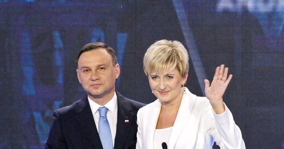 """Jesteśmy bliscy, wierzę w to głęboko, jesteśmy bliscy zwycięstwa i zwyciężymy, (...) naprawimy Polskę"""" - mówił kandydat PiS na prezydenta Andrzej Duda na konwencji podsumowującej kampanię. Podkreślał też, że ma wizję odbudowy państwa."""