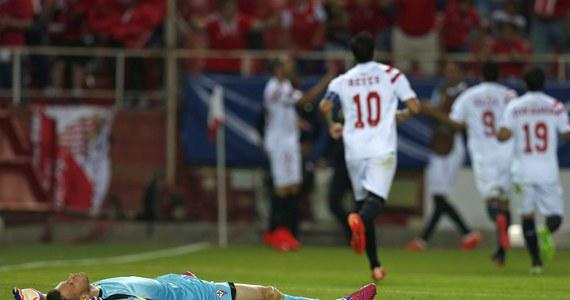 Sevilla jest blisko awansu do finału piłkarskiej Ligi Europejskiej. Hiszpańska drużyna, z Grzegorzem Krychowiakiem w składzie, pokonała u siebie Fiorentinę 3:0. W drugiej parze Napoli na własnym stadionie zremisowało z Dnipro Dniepropietrowsk 1:1. Rewanże - 14 maja.