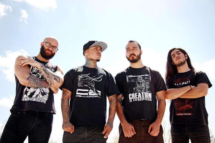 Maruta, grindcore'owy kwartet z Miami, wyda 1 czerwca trzeci album.