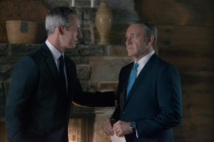 Zobacz trailer: House of Cards