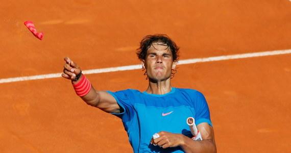 """Rozstawiony z """"trójką"""" Rafael Nadal pokonał Bułgara Grigora Dimitrowa (10.) 6:3, 6:4 i awansował do półfinału turnieju ATP Masters 1000 w Madrycie (pula nagród 4,185 mln euro). Hiszpański tenisista po raz ósmy dotarł do czołowej czwórki w tej imprezie."""