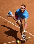 Rafael Nadal w półfinale w Madrycie