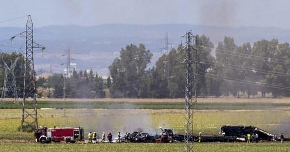 Lotnisko cywilne San Pablo zostało zamknięte po katastrofie transportowego Airbusa A400M, który rozbił się w pobliżu lotniska wojskowego w Sewilli  - podaje AFP. Zginęły 3 osoby, a 2 są w ciężkim stanie. Na razie nie są znane przyczyny wypadku.