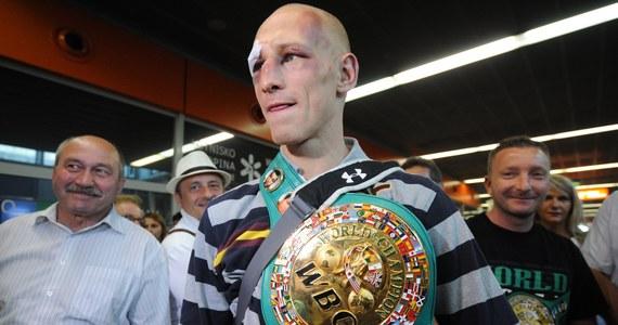 """Z powodu choroby Krzysztof """"Diablo"""" Włodarczyk nie będzie walczył z Rosjaninem Grigorijem Drozdem o mistrzostwo świata WBC w wadze junior ciężkiej. Do starcia miało dojść 22 maja w Moskwie."""