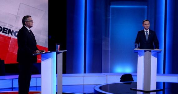 Debata walczących o prezydenturę Andrzeja Dudy i Bronisława Komorowskiego z pewnością była najważniejszym politycznym wydarzeniem ostatnich dni. Specjalnie dla Was zebraliśmy najciekawsze wypowiedzi dziennikarzy, polityków i komentatorów z Twittera. Czekamy też na Wasze opinie i głosy w sondzie.