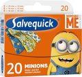 Salvequick plastry dla dzieci MINIONKI